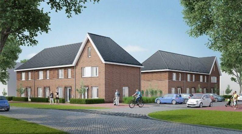 Project 8 Woningen in Hasselt